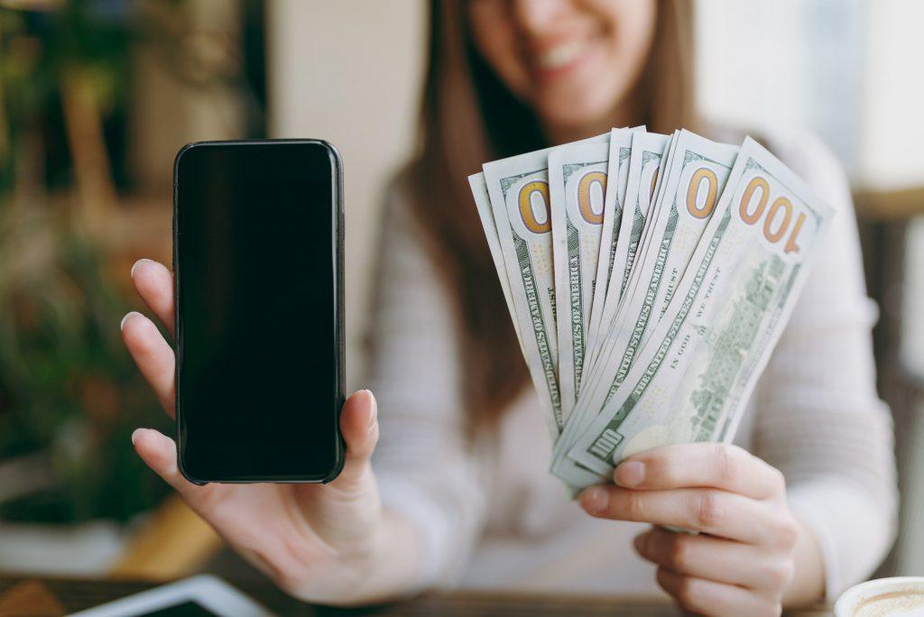 gagner de l'argent depuis son telephone